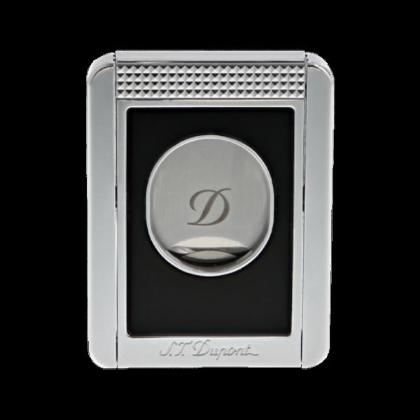 S.T.Dupont 座枱式黑色鍍鉻雪茄剪