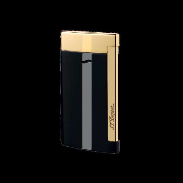 S.T.Dupont Slim 7系列 黑色打火機