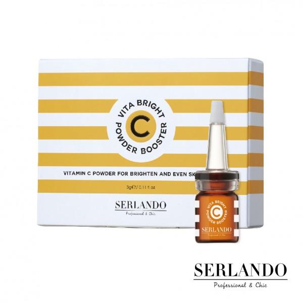 Serlando詩蘭朵 - 微晶亮白C粉
